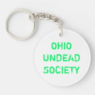 Llavero de la sociedad de los Undead de Ohio