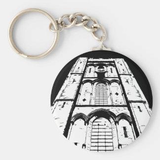 Llavero de la torre de la catedral de Ripon