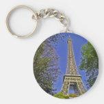 Llavero de la torre Eiffel