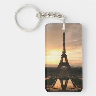 Llavero de la torre Eiffel de París