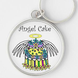 llavero de la torta de ángel