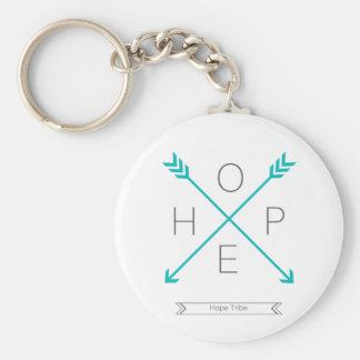 Llavero de la tribu de la esperanza - flechas