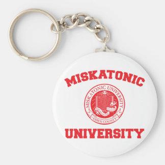 Llavero de la universidad de Miskatonic