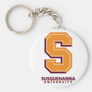 Llavero de la universidad de Susquehanna