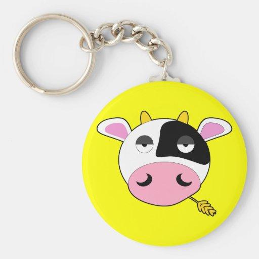 Llavero de la vaca