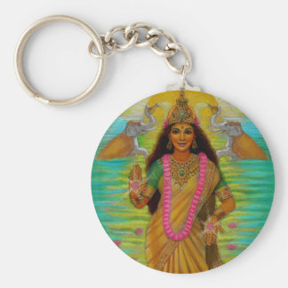 Llavero de Lakshmi de la diosa
