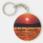 Llavero de Lanier del lago