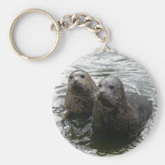Llavero de las crías de foca
