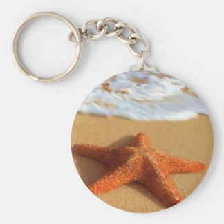 Llavero de las estrellas de mar