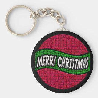 Llavero de las Felices Navidad 2