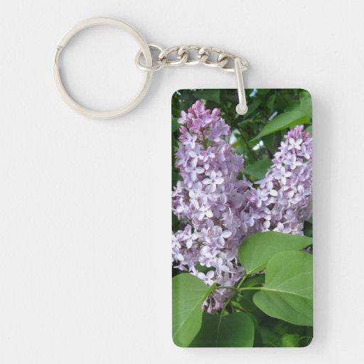 Llavero de las lilas