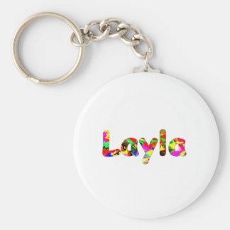Llavero de Layla