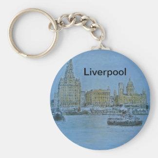 Llavero de Liverpool Mersey de Colin Carr-Nall