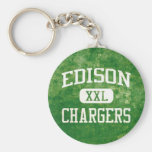 Llavero de los cargadores de Edison