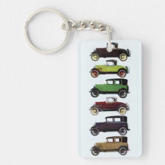 Llavero de los coches del vintage