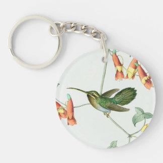 Llavero de los colibríes