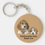 Llavero de los compinches del beagle