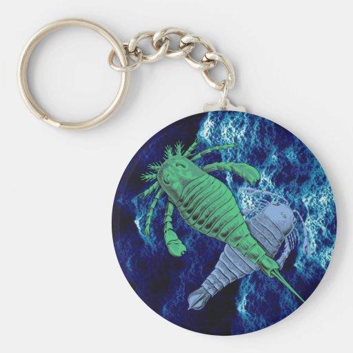 Llavero de los escorpiones de mar
