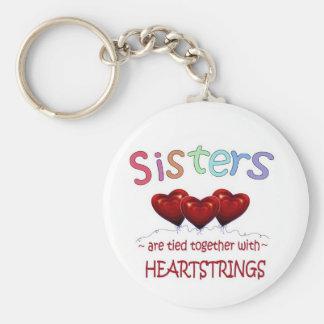 Llavero de los Heartstrings de las hermanas