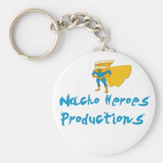 Llavero de los héroes del Nacho