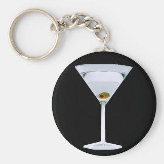 Llavero de los martinis