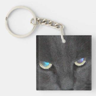 Llavero de los ojos de gato