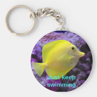 llavero de los pescados
