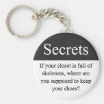 Llavero de los secretos