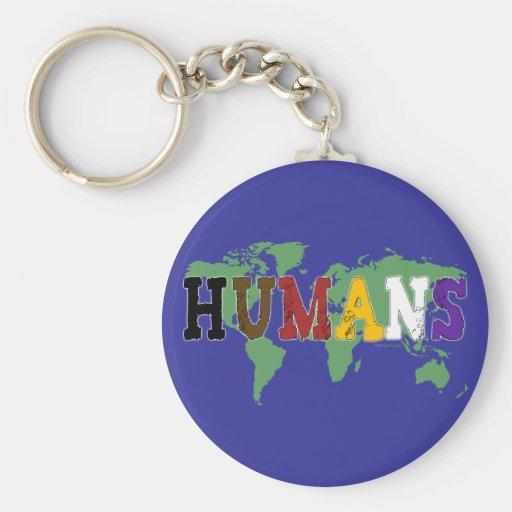 Llavero de los seres humanos