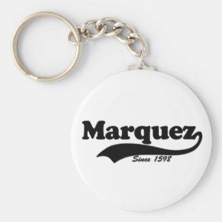 """Llavero de """"Marquez… desde 1598"""""""