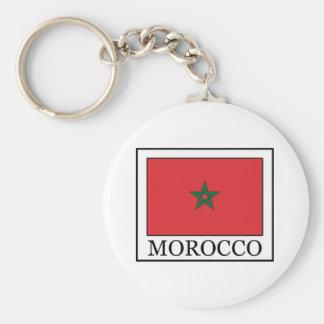 Llavero de Marruecos