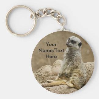 Llavero de Meerkat