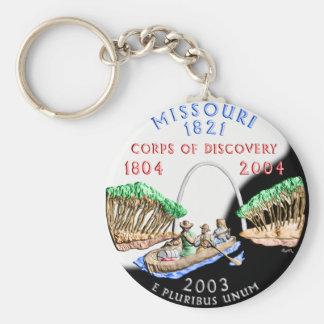 Llavero de Missouri