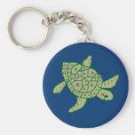 Llavero de Nani Honu (tortuga de mar hermosa)