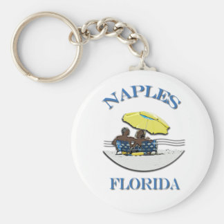 Llavero de Nápoles la Florida