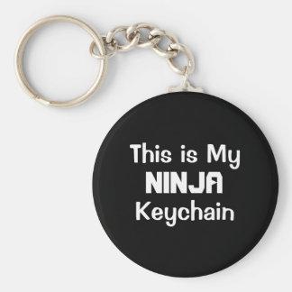 Llavero de Ninja