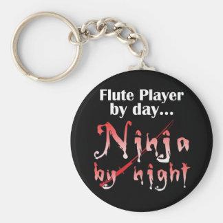 Llavero de Ninja de la flauta