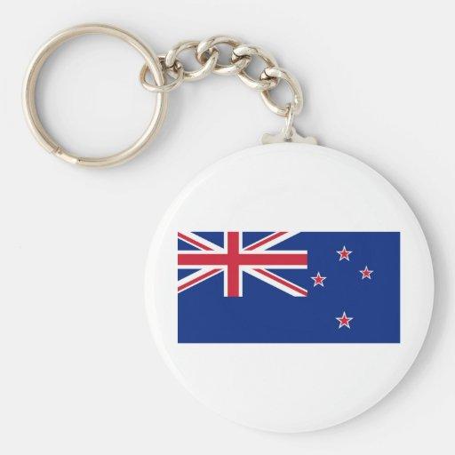 Llavero de Nueva Zelanda