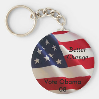 Llavero de Obama