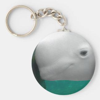 Llavero de observación de la beluga