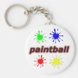 llavero de Paintball