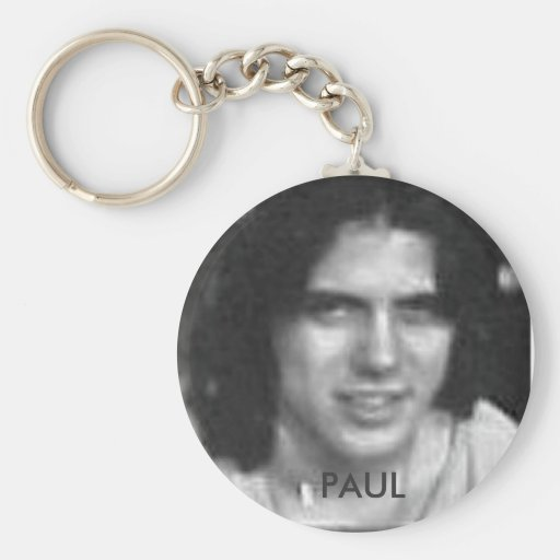 Llavero de Paul Cassidy