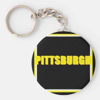 Llavero de Pittsburgh