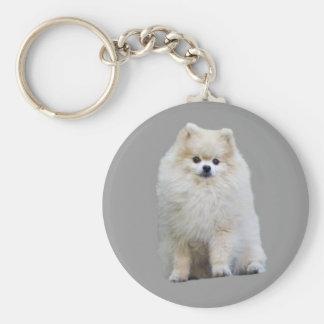 Llavero de Pomeranian