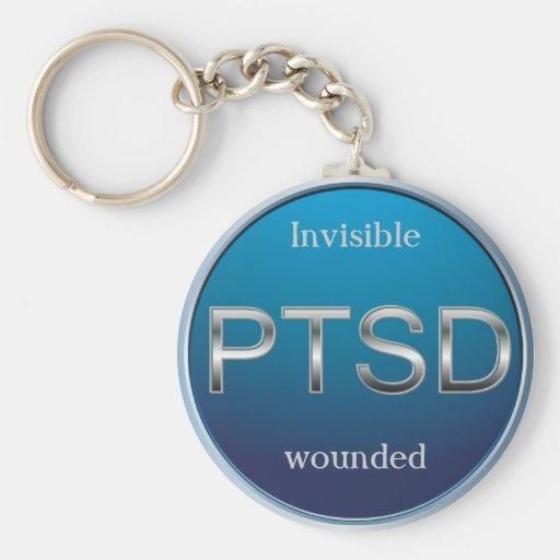Llavero de PTSD