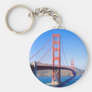 Llavero de puente Golden Gate
