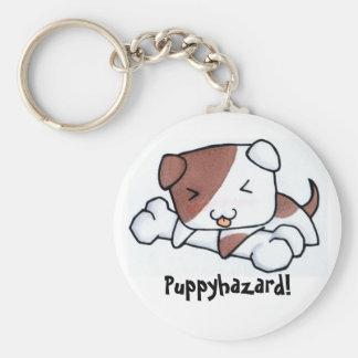 Llavero de Puppyhazard
