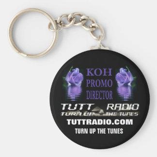 Llavero de radio de la KOH de Tutt
