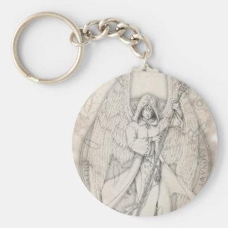 Llavero de Raphael del arcángel
