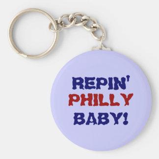 Llavero de REPIN PHILLY